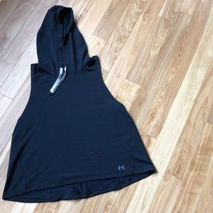 Under Armour hooded tank